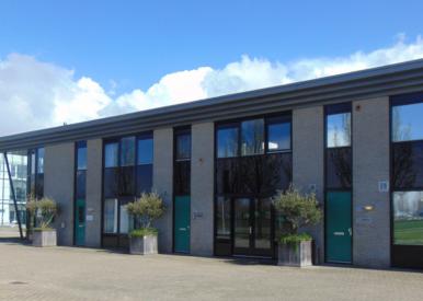 Verkocht 2 bedrijfsunits - Jadelaan 101-103 op het bedrijventerrein Graan-voor-Visch Zuid te Hoofddorp