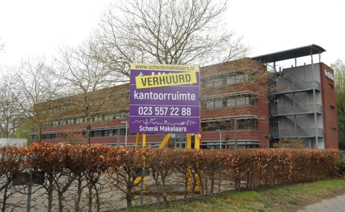 Verhuurd kantoorpand Opaallaan 1180 Hoofddorp