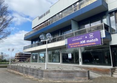 nieuwpand AM match - Binderij 1 in Amstelveen