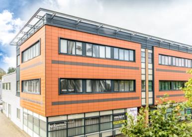 Verkocht, kantoorpand Wijkermeerstraat 6, 6A/B te Hoofddorp
