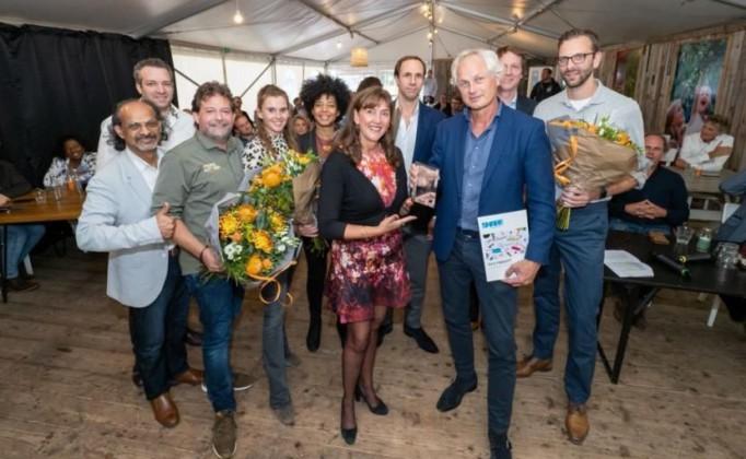 Pharos Hoofddorp is de winnaar geworden van de 10e SHARE Award.