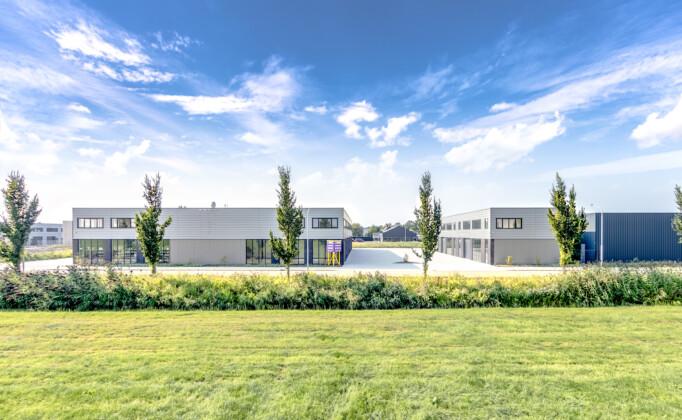Te huur duurzame nieuwbouw bedrijfsunits aan de Crommelinbaan 55-57-59 te Cruquius